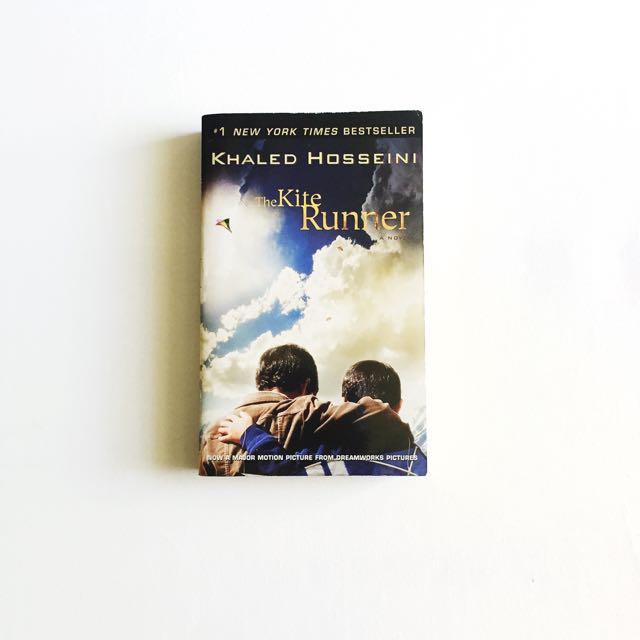 The Kite Runner by Khalid Hosseini