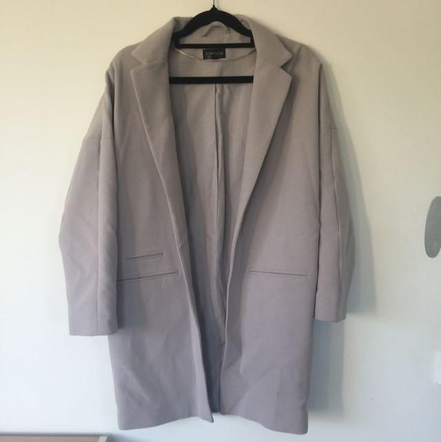 Topshop Oversized Blazer/jacket