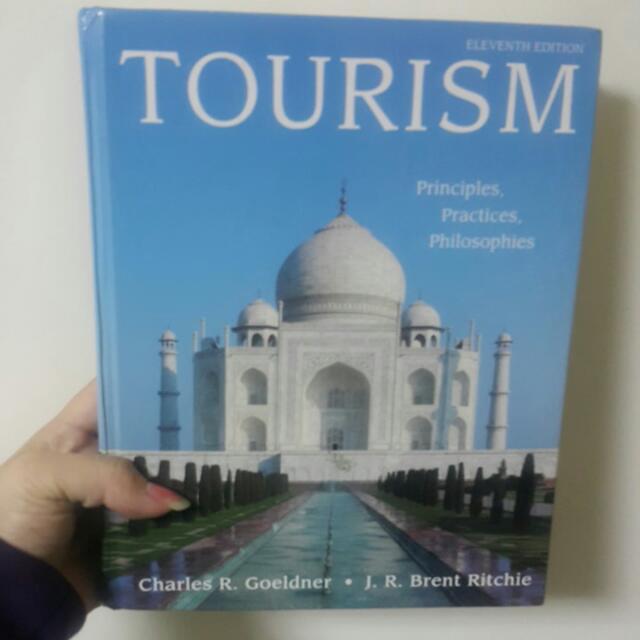 Tourism 觀光學概論
