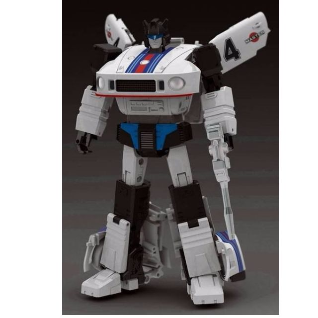 Transformers Transform and Rollout TR-01 Jazz MP Scale