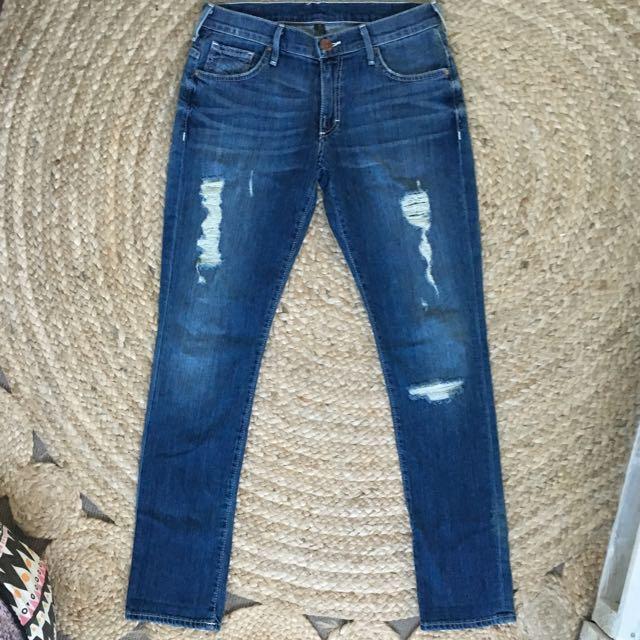 True Religion Women's Boyfriend Jeans