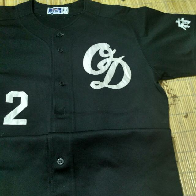 Tshirt Baseball Mizuno