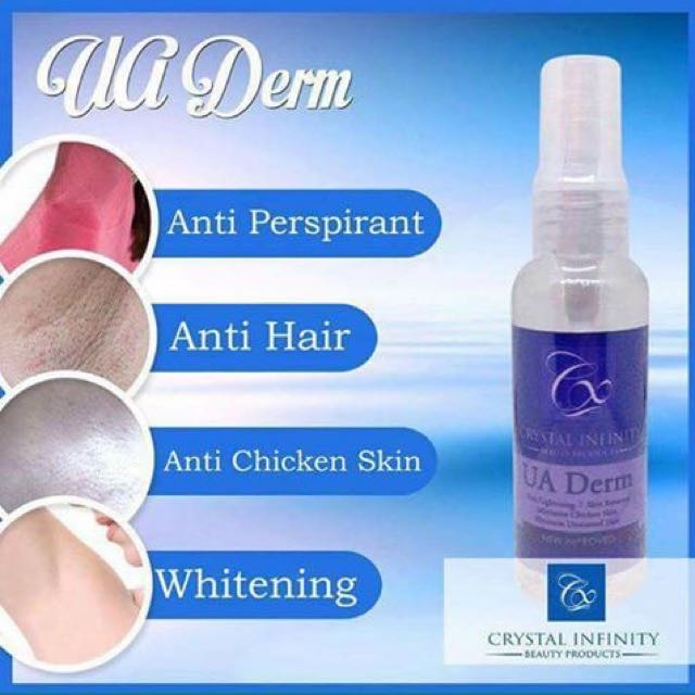 UA Derm Spray