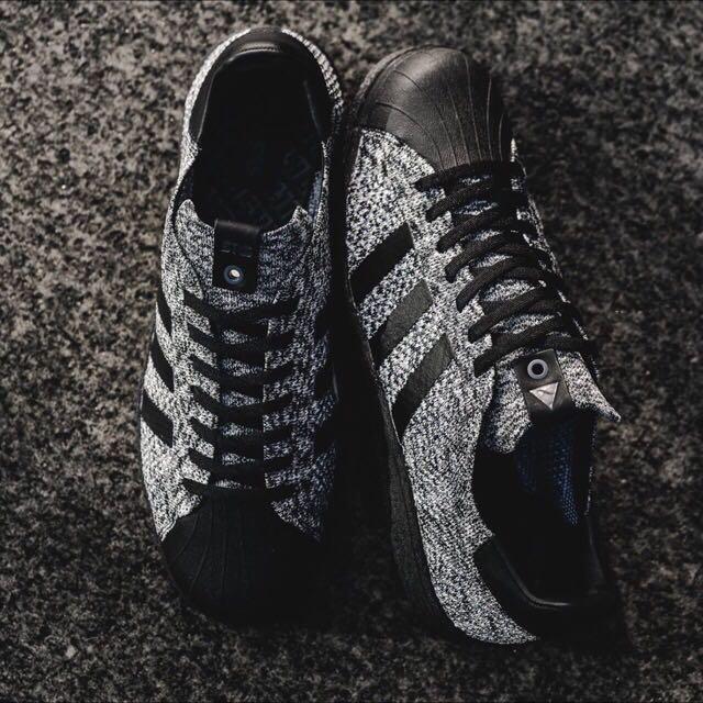 (UK7) Adidas Consortium superstar boost