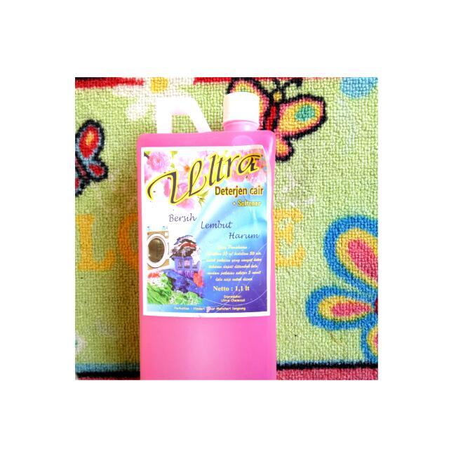 Ultra Deterjen Dan Softener