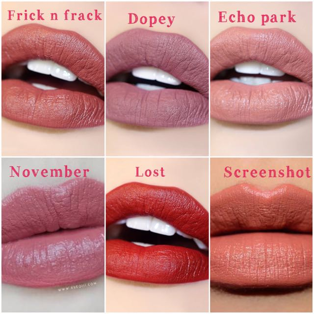 Ultra Satin Colourpop Lipstick