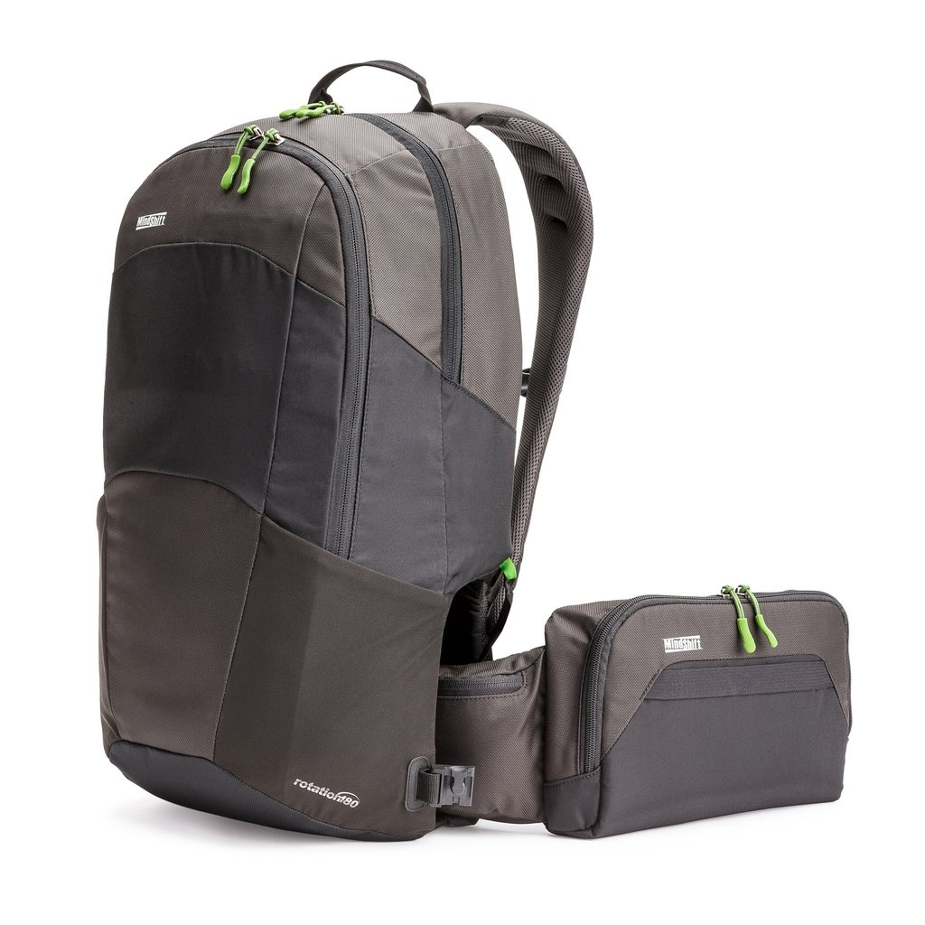 [Used] Mindshift Rotation180 Travel Away 22L Bag (Charcoal)