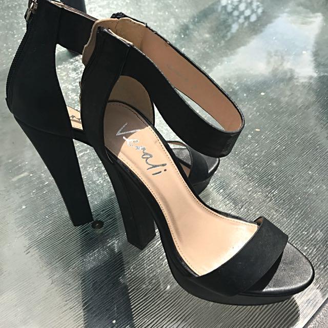 Vendi Platform Like Heels
