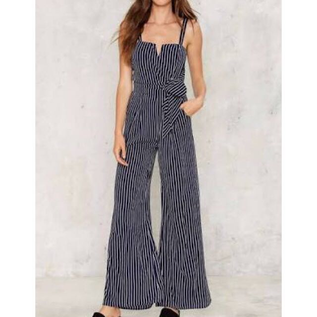 Very j From Nasty gal Jumpsuit