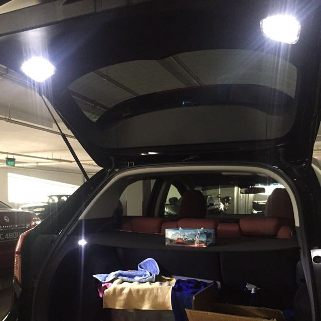 Vezel Boot Light Car Accessories On Carousell