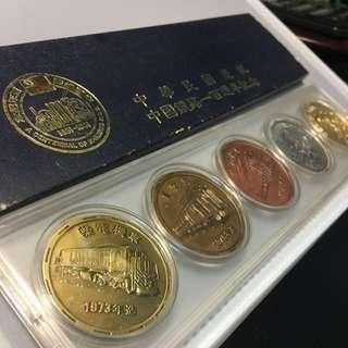 🚚 中華民國慶祝-中國鐵路100週年紀念