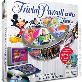 Trivial Pursuit - Disney DVD Edition