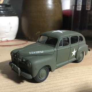 1:48 Tamiya Ford 1941 US Army Staff Car (Finished)