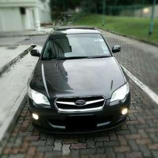 Subaru Legacy 2.0R . $420 Per Week