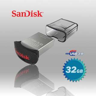 SanDisk CZ43 Ultra Fit USB 3.0 32GB USB Flash Drive