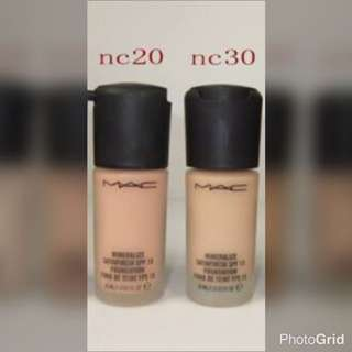 Mac Liquid Poundation