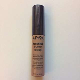 NYX Intense Butter Gloss In Cookie Butter