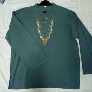 Khakis shirt