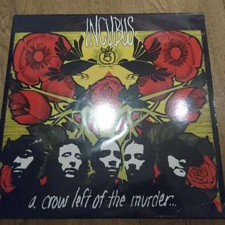 Incubus - Crow Left Of The Murder Vinyl Record