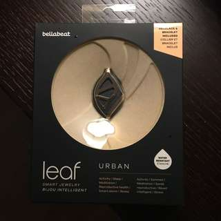 Bellabeat LEAF urban