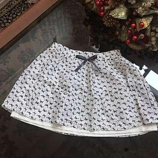 Forever21 Cat Skirt