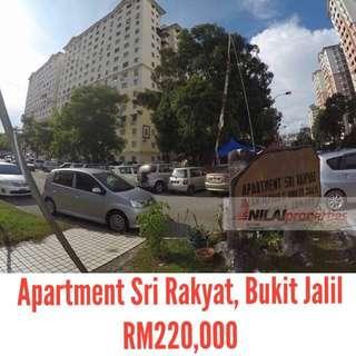 Sri Rakyat Apartment, Bukit Jalil