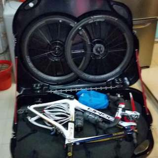Bicycle Box Rental