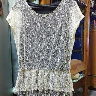 Preloved Laced Dress
