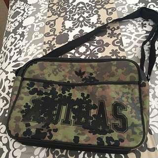 Adidas Camouflage Bag