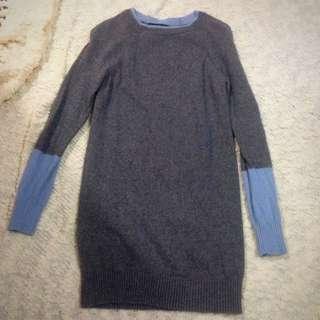 F21 Sweater Dress