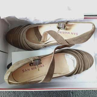 Brand New San Marina High Heels