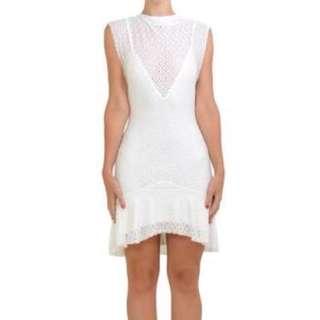 Bec & Bridge ✨ Price Reduction✨ White Lace Dress