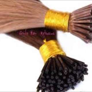 human hair extension 1 bundle.