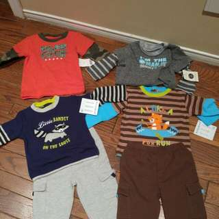 Buster Brown 2 Piece Set