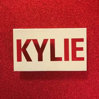 EYESHADOW MINI AUTHENTIC KYLIE COSMETICS VALENTINES DAY COLLECTION LIMITED EDITION