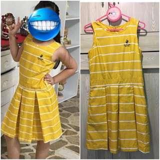 Yellow Dress Medium