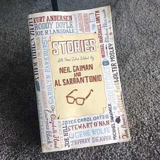 Stories edited by Neil Gaiman & Al Sarrantonio