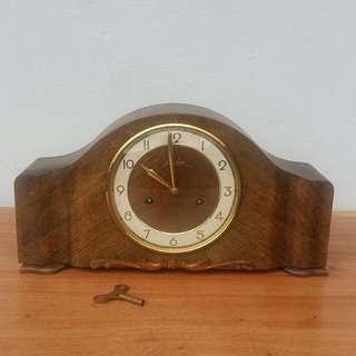 Antique Junghans Mantel Clock