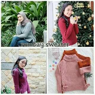 Rumple Sweater