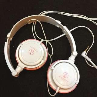 二手-鐵三角 耳罩式耳機