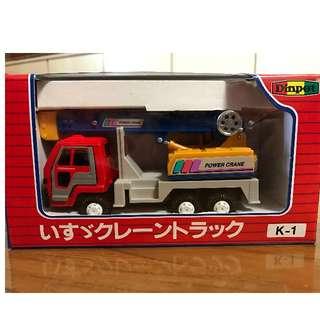 Diapet K1 Isuzu crane truck