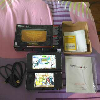 WTS Nintendo New 3DS Hyrule Edition