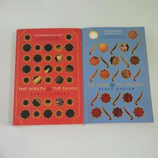 Books By Renee Ahdieh