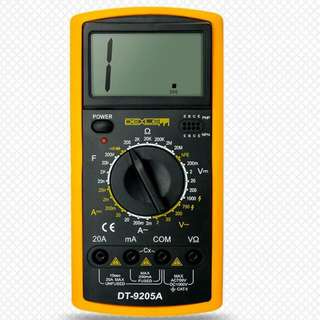 BN Digital Multimeter