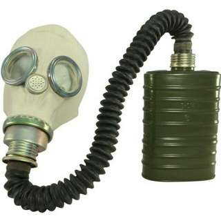 Polish M41 SMS Gas Mask