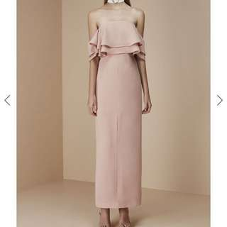 Size 10 Cameo Collective Two Gold Maxi Blush
