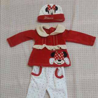 Minnie Mouse Complete Set