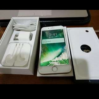 iphone6 64g gold