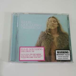 Ellie Goulding Delirium CD