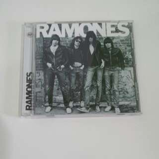 Ramones CD